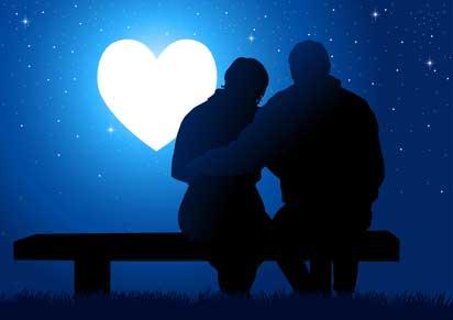 Romantikgeschenk Sterntaufe