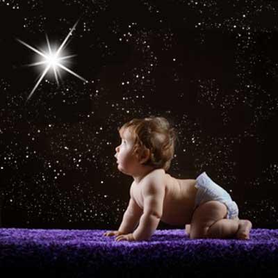 Sterntaufen als Geschenke zur Geburt