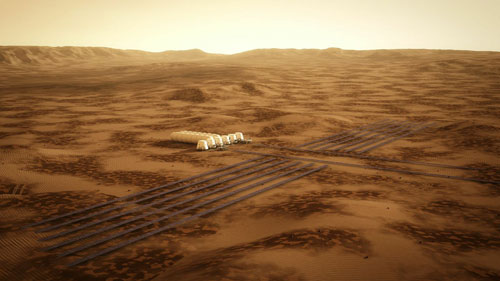 Mars One Expedition