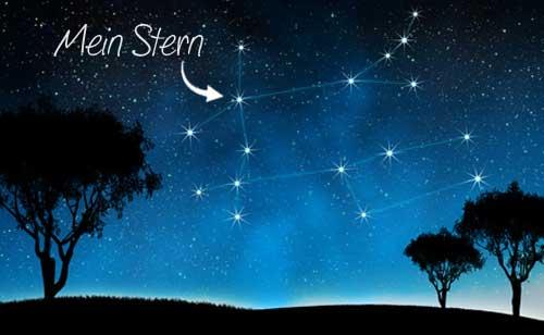 Ihr zukünftiger Stern am Himmel?