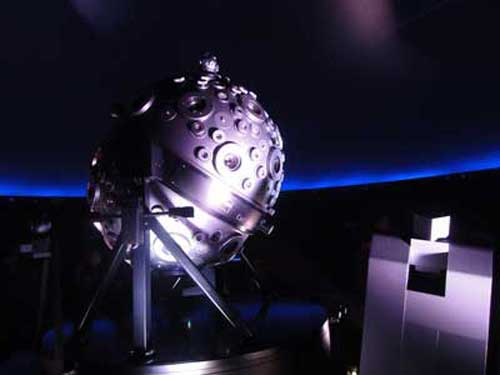 Planetarium Projektor