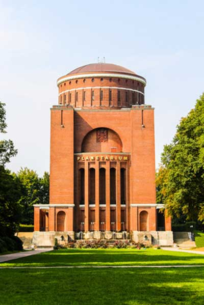 Planetarium Verzeichnis