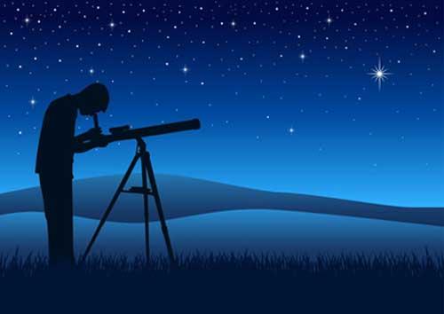 Sterne finden