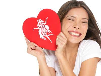 Jungfrau und die Liebe