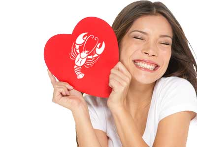 Krebs und Liebe