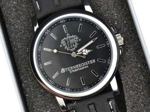 Designer Uhr Sternzeit