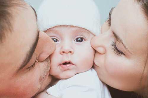 Die Geburt - ein Geschenk