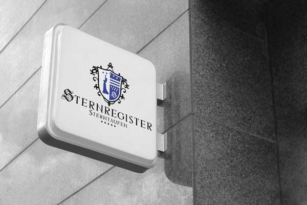Logo Sternregister
