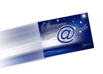 Urkunde per Email